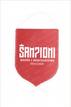 Srednja zastavica - Šampioni 1