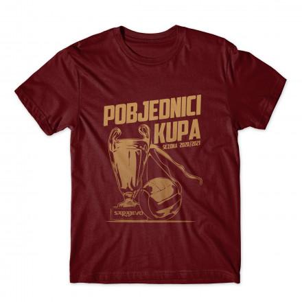 Majica - Pobjednici kupa