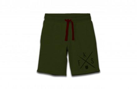 Šorc - zeleni FKS
